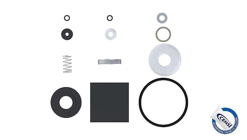 Kit Multi Reparos para Válvulas de Descarga Lorenzetti