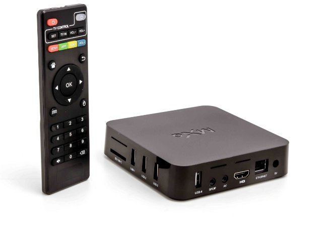 OTT - Android TV Box Quad Core Android 4.4