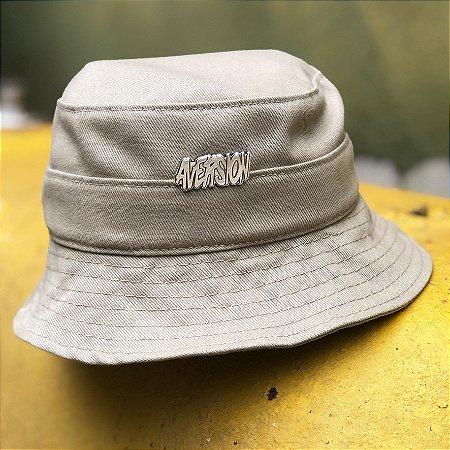 ÚLTIMA PEÇA | Chapéu Bucket Hat Aversion Khaki Bege