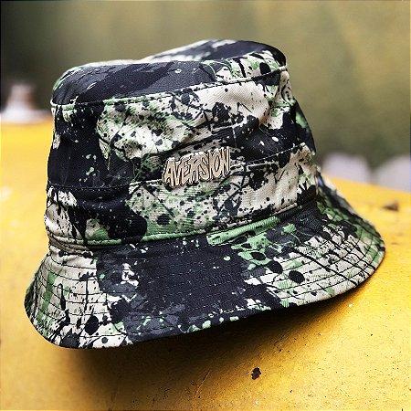ÚLTIMA PEÇA   Chapéu Bucket Hat Aversion Splash