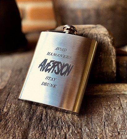 Cantil Inox Aversion Porta Bebida 205ml