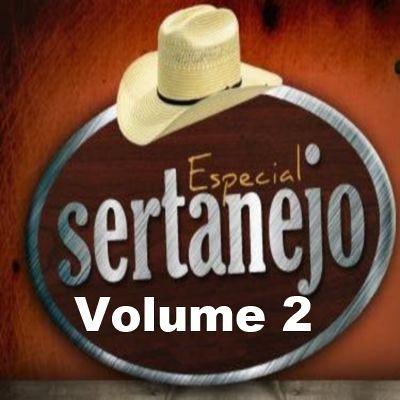 Especial Videoke Karaoke Sertanejo Volume 2