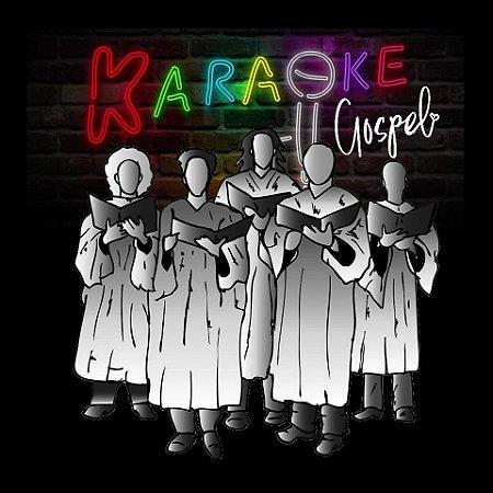 DVD Karaoke Especial Gospel - 99 Músicas