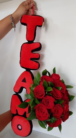 Bouquet Te Amo