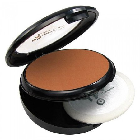 Pó Compacto HD Yes! Make.Up Marrom Escuro 10g