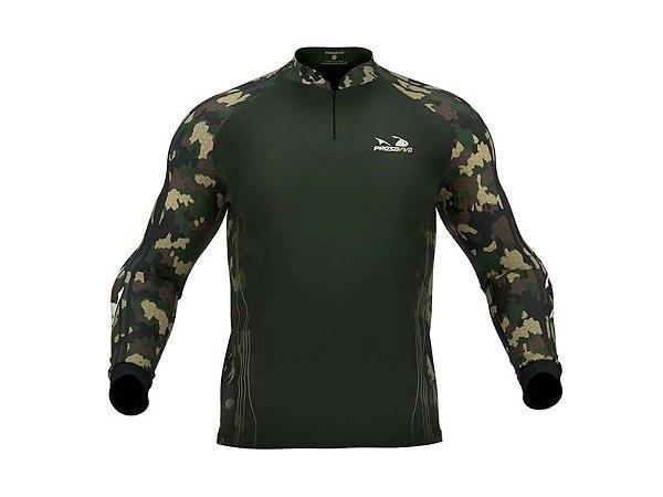 Camisa Sublimada Camuflada 04