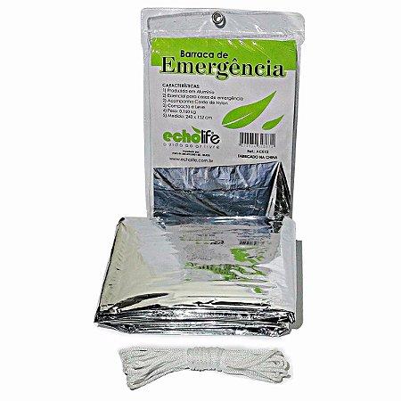 Barraca de Emergência em Alumínio Echolife