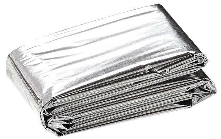 Cobertor Emergência Alumínio