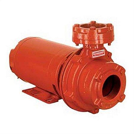 Bomba Centrifuga para incêndio Schneider BPI-21 R 2 1/2 (*) 3 (123 Mm) CV monofásica 220V/440V com capacitor