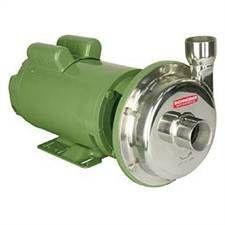 Bomba Monoestágio Schneider em aço inox MCI-RQ IP-55 2 CV monofásica 110V/220V com capacitor