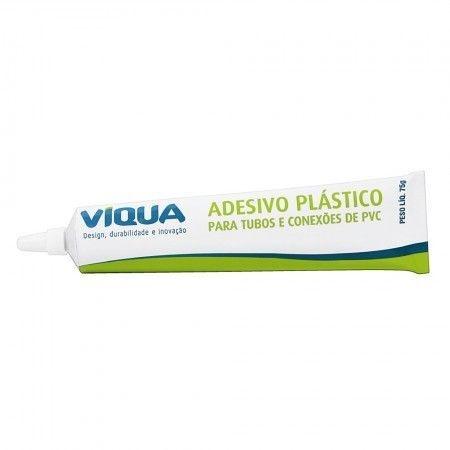 Adesivo Plástico para Tubos e Conexões Bisnaga