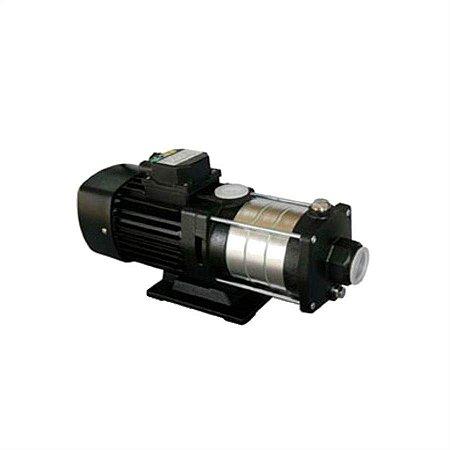 Bomba Multiestágio Horizontal Jacuzzi JMH12-10-T trifásica em Aço Inoxidável