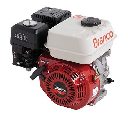 Motor Branco B4T-7.0H gasolina
