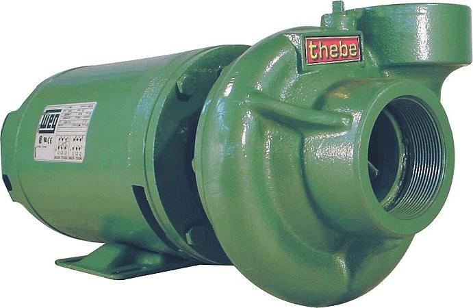 Bomba Monoestágio Thebe THL-13 4 CV monofásica 110V/220V