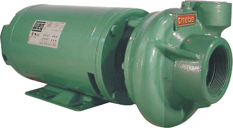 Bomba Monoestágio Thebe THB-13 2 CV trifásica 220V/380V