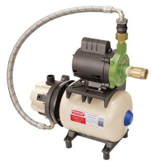 Sistema de Pressurização Schneider TAP-08 CPW