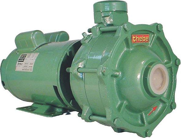 Bomba Multiestágio Thebe P15 6 K/N AL 15,0 CV monofásico 110V/220V entrada e saída rosqueadas