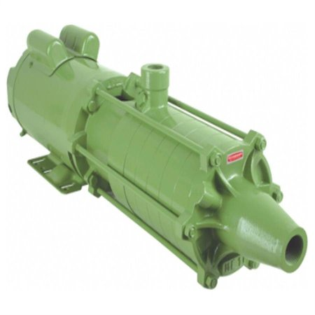 Bomba Multiestágio Schneider ME1-AL 1640V 4 CV trifásica 4 voltagens