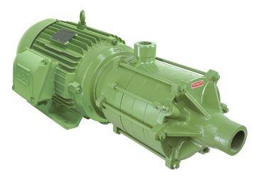 Bomba Multiestágio Schneider ME2-AL 24100V 10 CV trifásica 4 voltagens