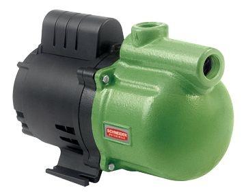 Bomba Autoaspirante Schneider ASP 98 1/3 CV Com Capacitor Monofásica 220V
