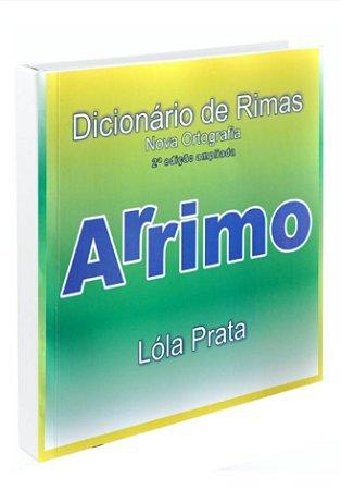 ARRIMO Dicionário de Rimas de Lóla Prata