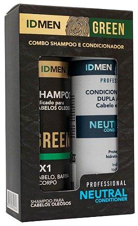 COMBO SHAMPOO GREEN + CONDICIONADOR