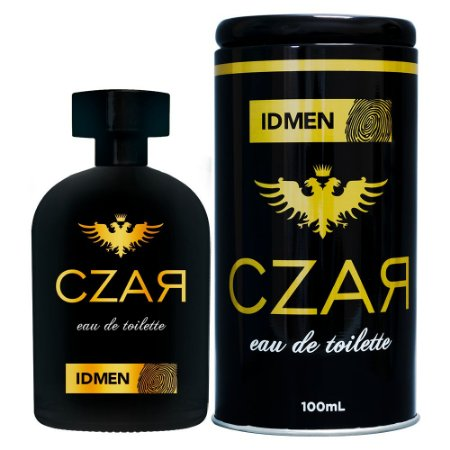 PERFUME EAU DE TOILETTE CZAR BLACK 100mL