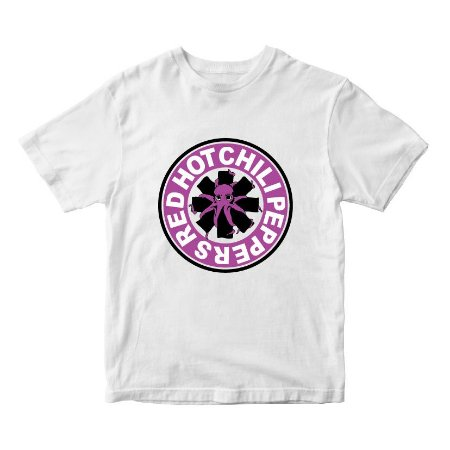 Camiseta Red Hot Chili Peppers - Polvo - I'm With You - Música