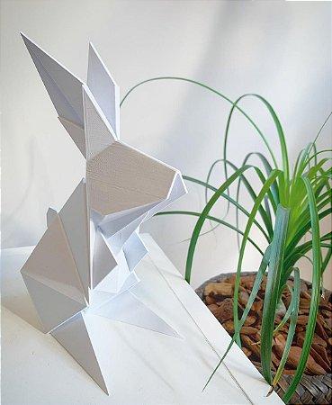 Especial Páscoa   Coelho Origami