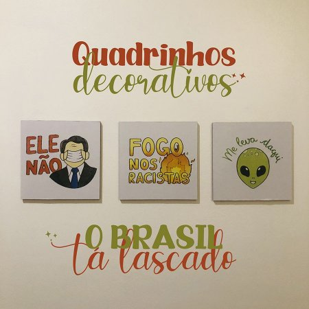 Quadrinhos O Brasil Tá Lascado