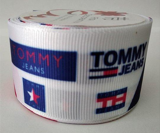 Fita de Gorgurão Grife Tommy Jeans 8189