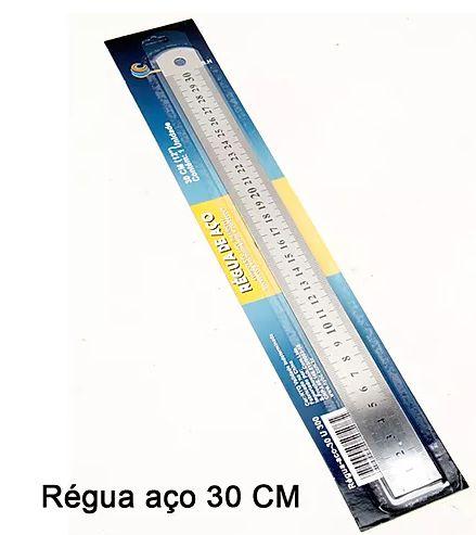 Régua de Aço 30cm NYBC