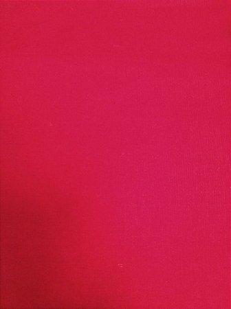 Tecido Tricoline Liso Vermelho (Meio Metro)