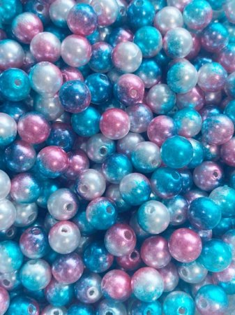 Pérola Tie Dye n°8 Cor 1