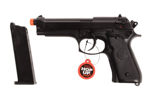 Pistola de Airsoft GBB - Beretta 726 - Full Metal - Blowback