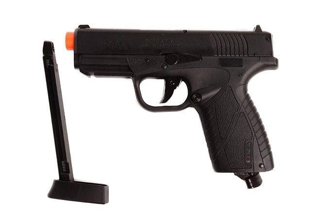 Pistola de Esfera de aço CO₂ - Bersa BP9CC - Blowback - 4.5mm