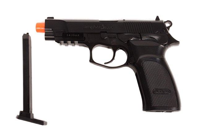 Pistola de Esferas de aço CO₂ - Bersa Thunder 9 PRO - 4.5mm