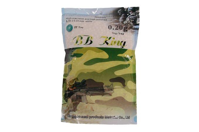 BB's BB King - 20g 5000 unid - 1kg 6mm