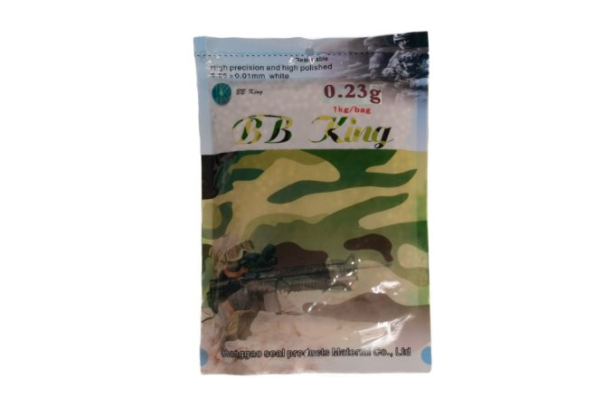 BB's BB King - 23g 5000 unid - 1kg 6mm