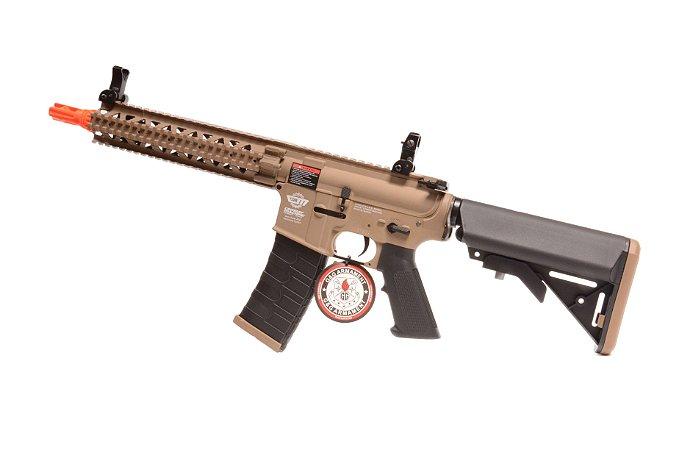Rifle de Airsoft AEG - M4 MOD 1 TAN (CM18) G&G