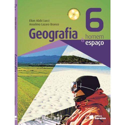 GEOGRAFIA HOMEM& ESPACO  6° ANO  NOVA OR