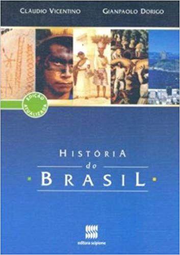 HISTORIA DO BRASIL - ED. ATUALIZADA