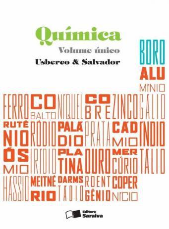 QUIMICA VOL UNICO 9ª EDICAO USBERCO