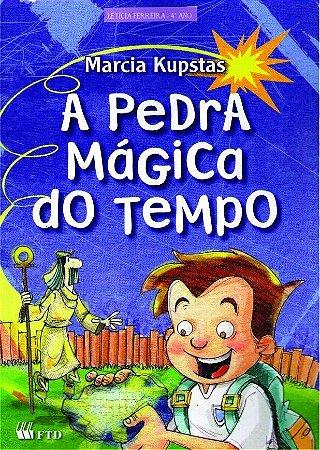 PEDRA MAGICA DO TEMPO