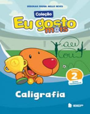 EU GOSTO MAIS CALIGRAFIA VOL.2