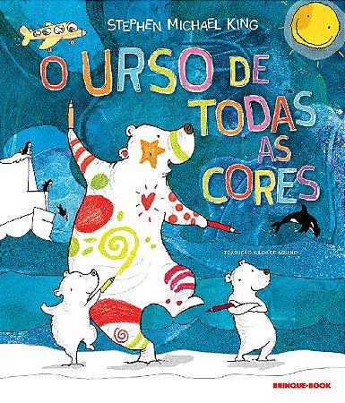 O URSO DE TODAS AS CORES