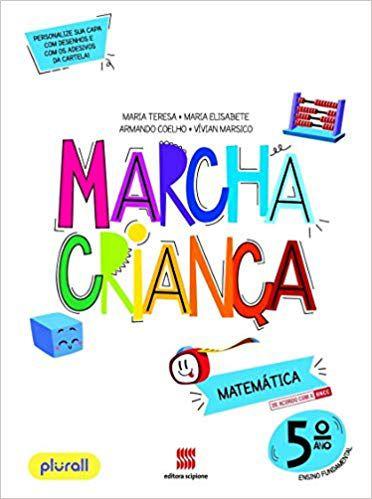 MARCHA CRIANCA MATEMATICA 5° ANO