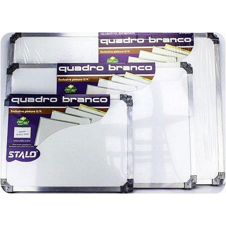 QUADRO BRANCO 60X40 - STALO - Disponível em vários tamanhos, consulte.