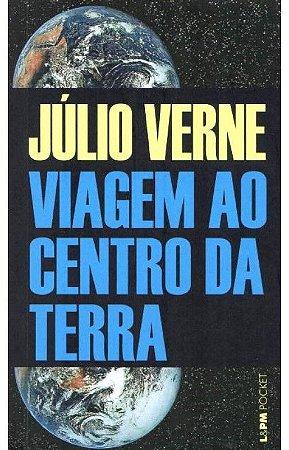 VIAGEM AO CENTRO DA TERRA - POCKET