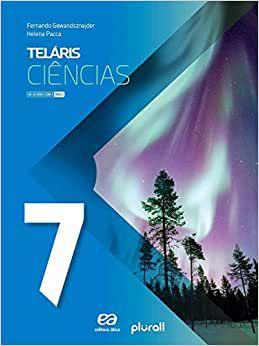 PROJETO TELARIS CIENCIAS 7º ANO